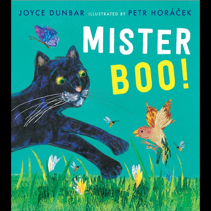 Mister Boo!